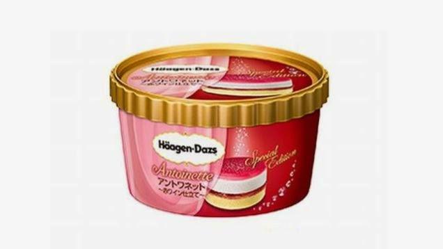 Häagen-Dazs lança sorvete de vinho que não o deixa bêbedo