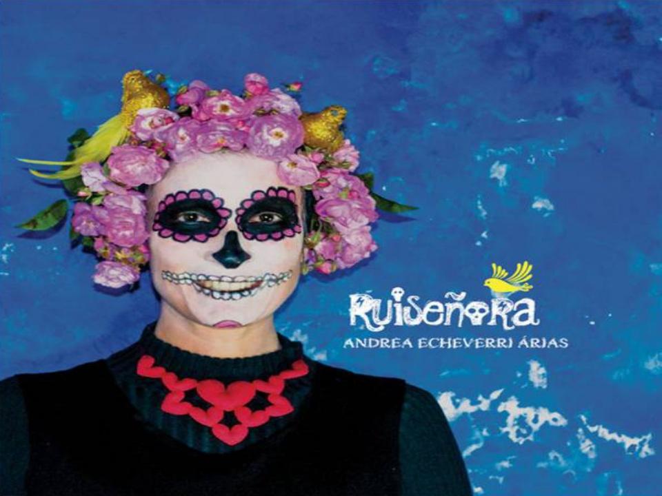 Ruiseñora Álbum De Andrea Echeverri
