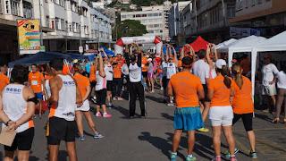 Cerca de 600 atletas participam de Corrida de Rua no Parque Regadas em Teresópolis