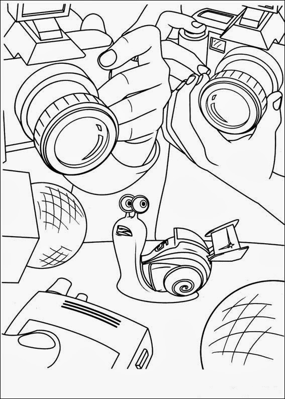 fun coloring pages turbo coloring pages