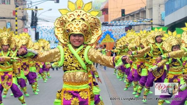 Bohol Island State University (BISU) Bilar campus Sandugo 2015 Street Dancing Competition