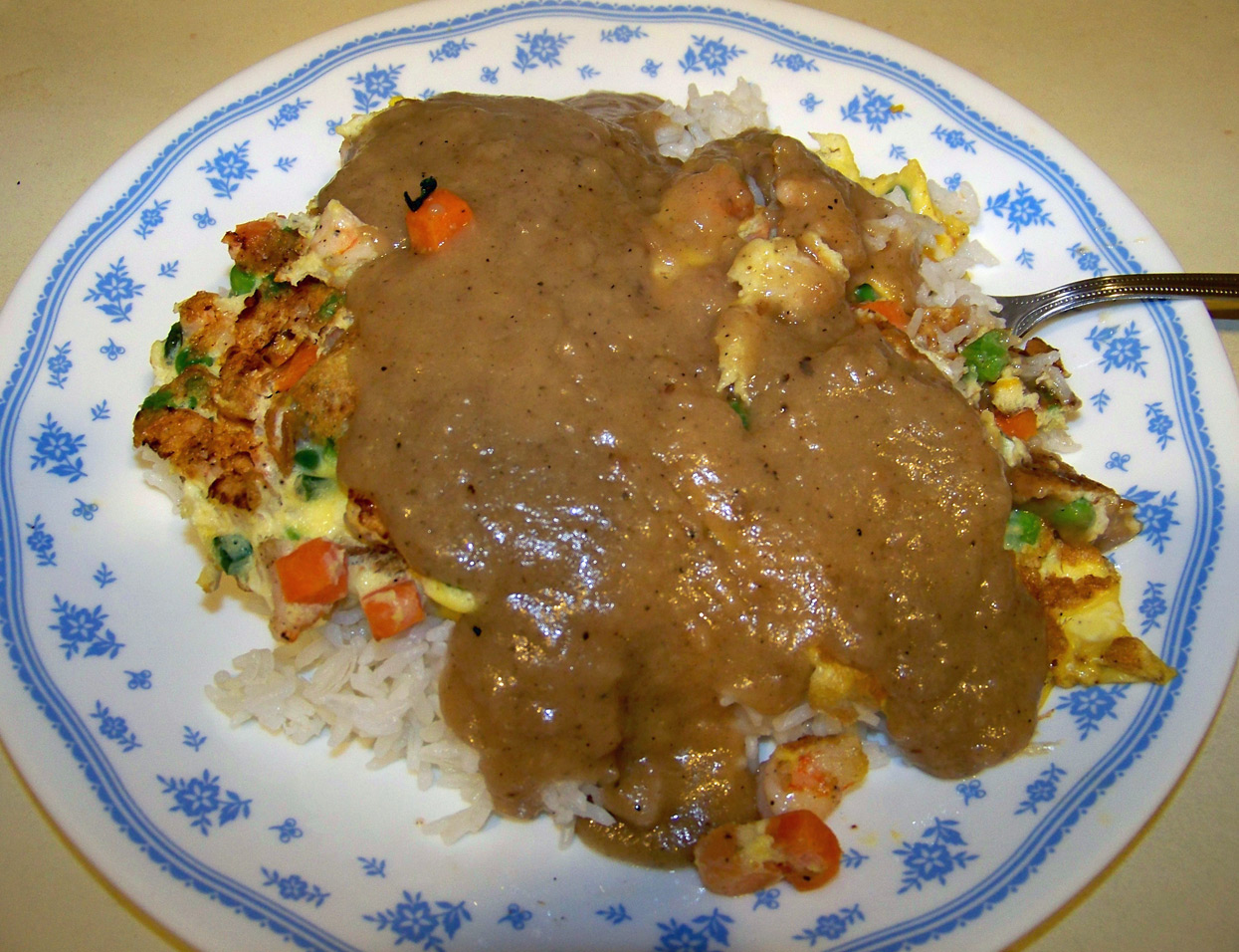 Hunger for Some Egg Foo Young! | Anomie Train Studio Blog
