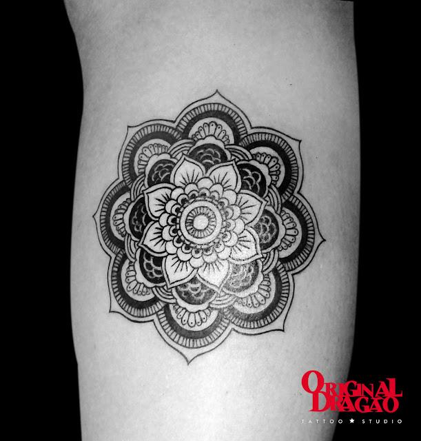 Nas Gods Son Tattoo