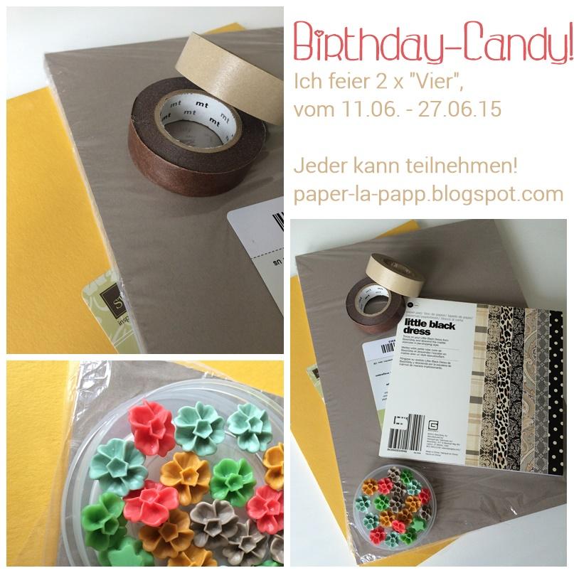 Blog-Candy zu gewinnen!