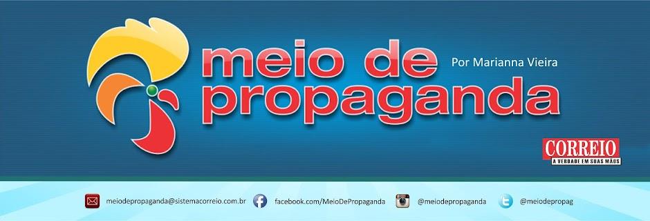 meio de propaganda