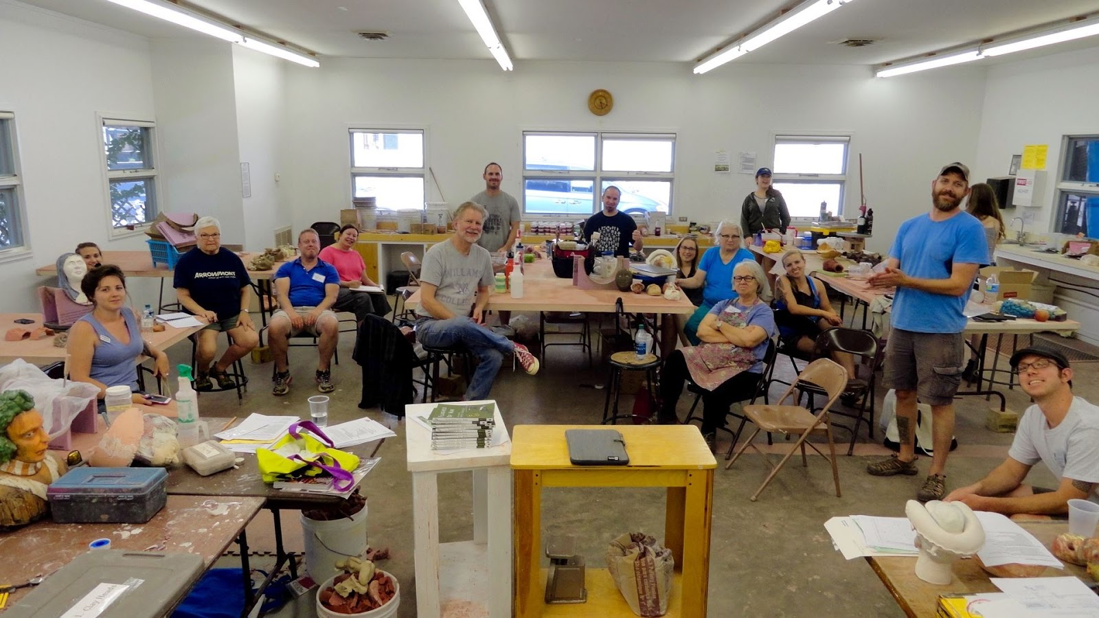 Arrowmont school of arts crafts writer in residence for Arrowmont school of arts and crafts