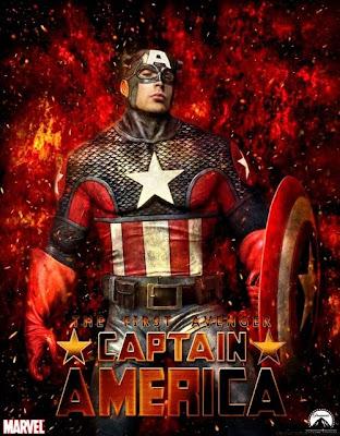 Capitão América – O Primeiro Vingador Dual Audio 2011