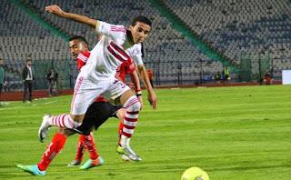 مصطفى فتحي جناح الزمالك الشاب