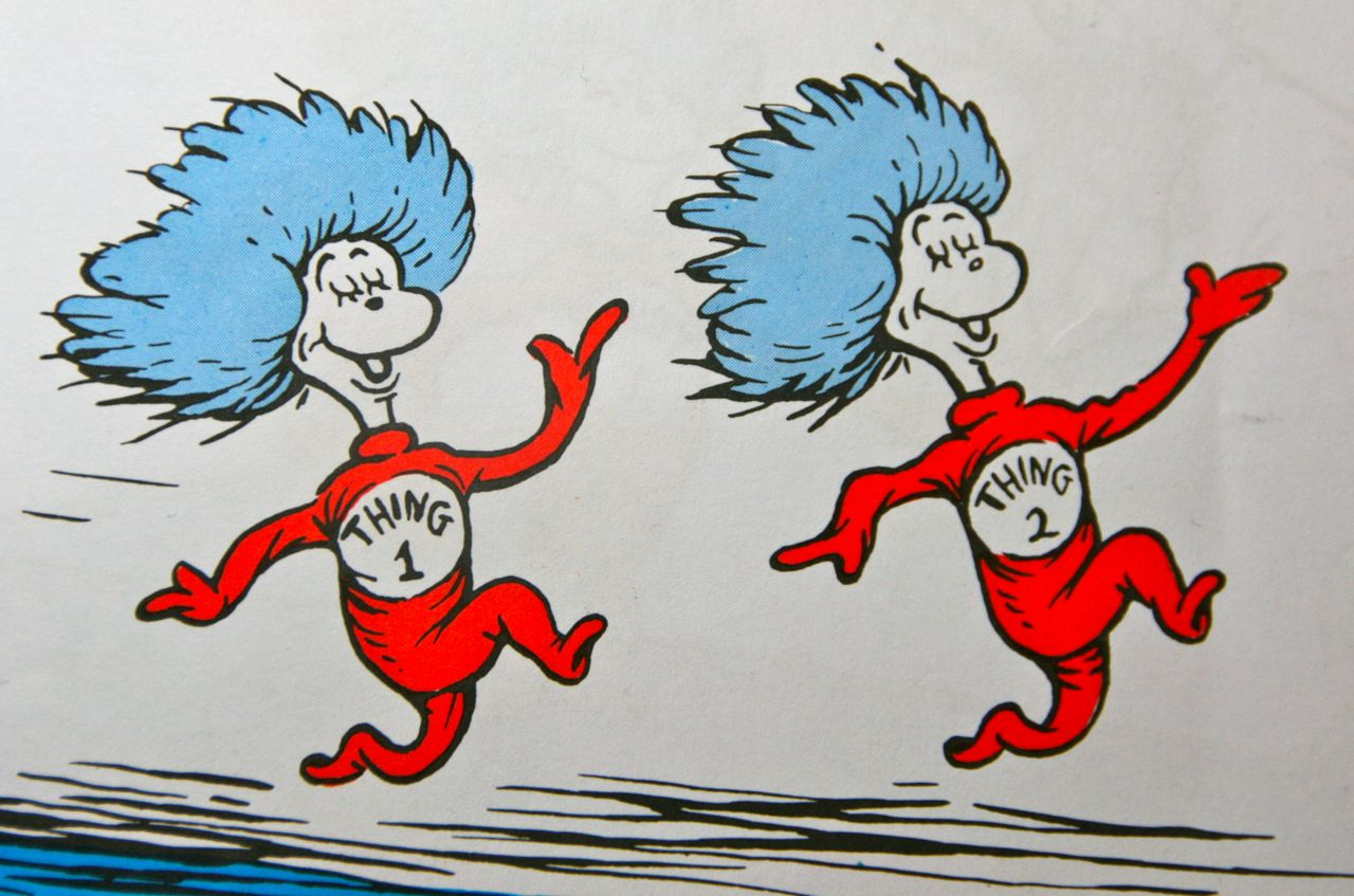 The Why Not 100: 91 CLASSIC DR. SEUSS CHARACTERS