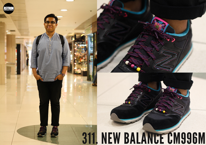 new balance 311 purple