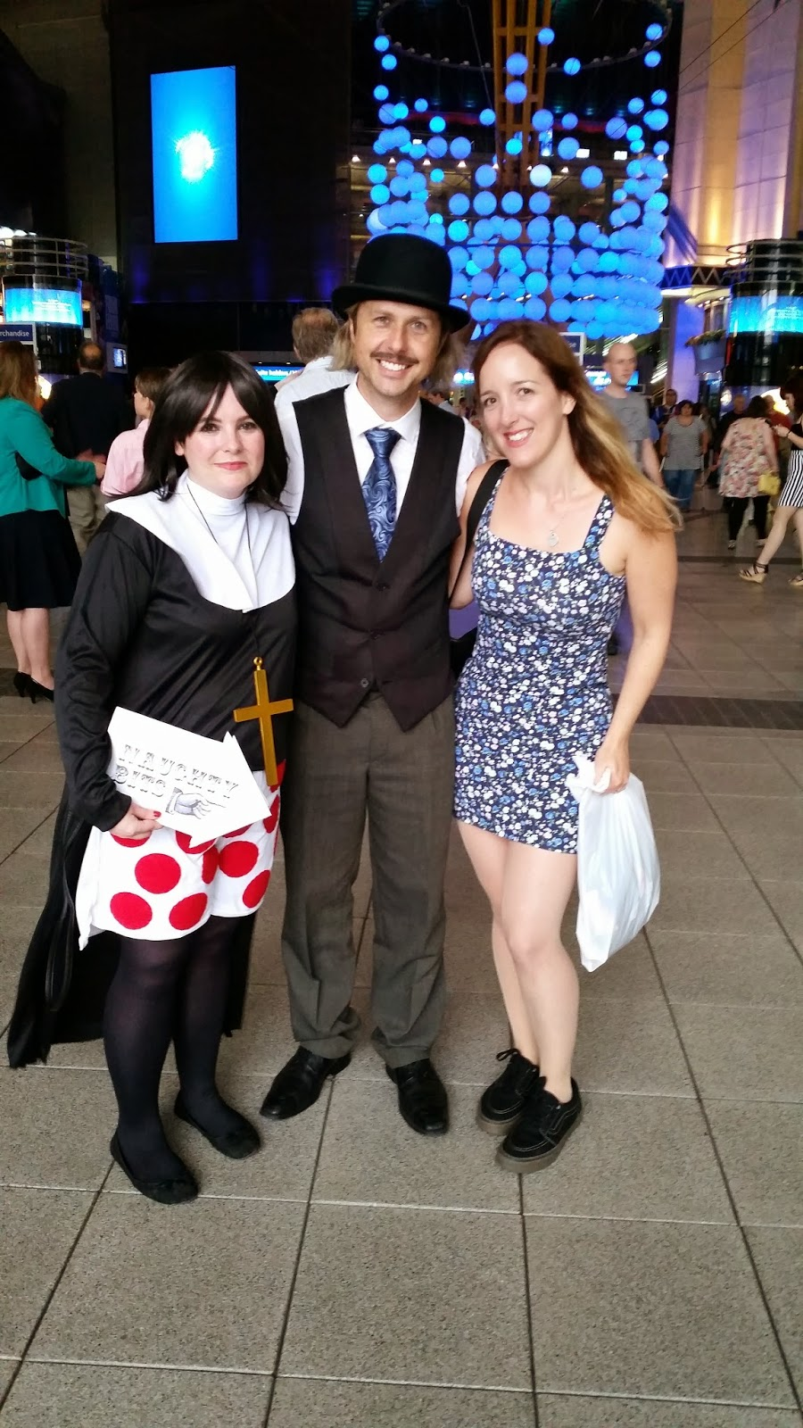 Monty Python fan friends