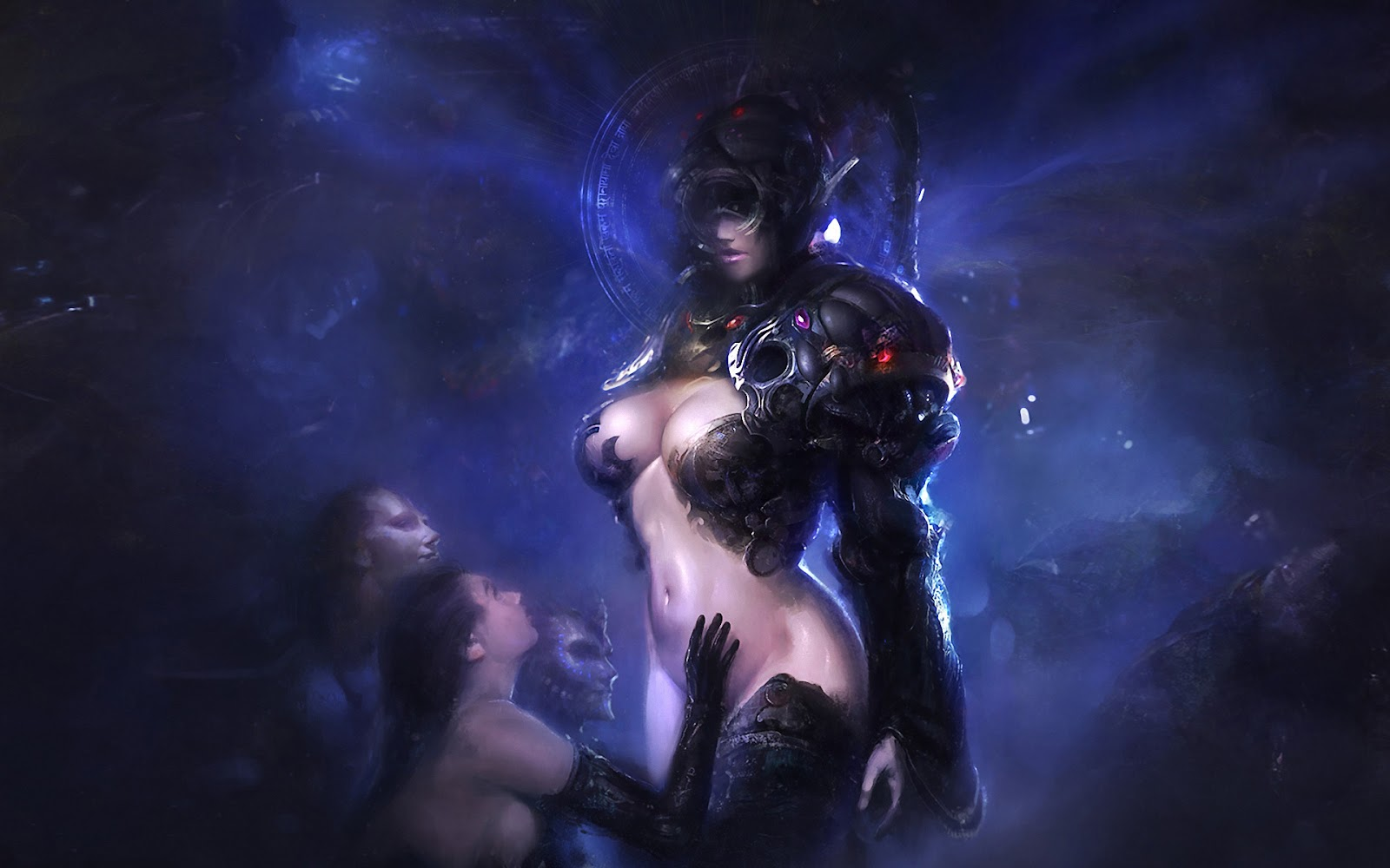Hd fantasy warrior sexy girl images sexual scene