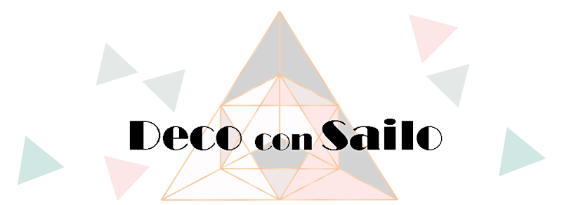 Deco con Sailo - Blog de decoración, DIY, diseño, un montón de ideas low cost para decorar tu casa