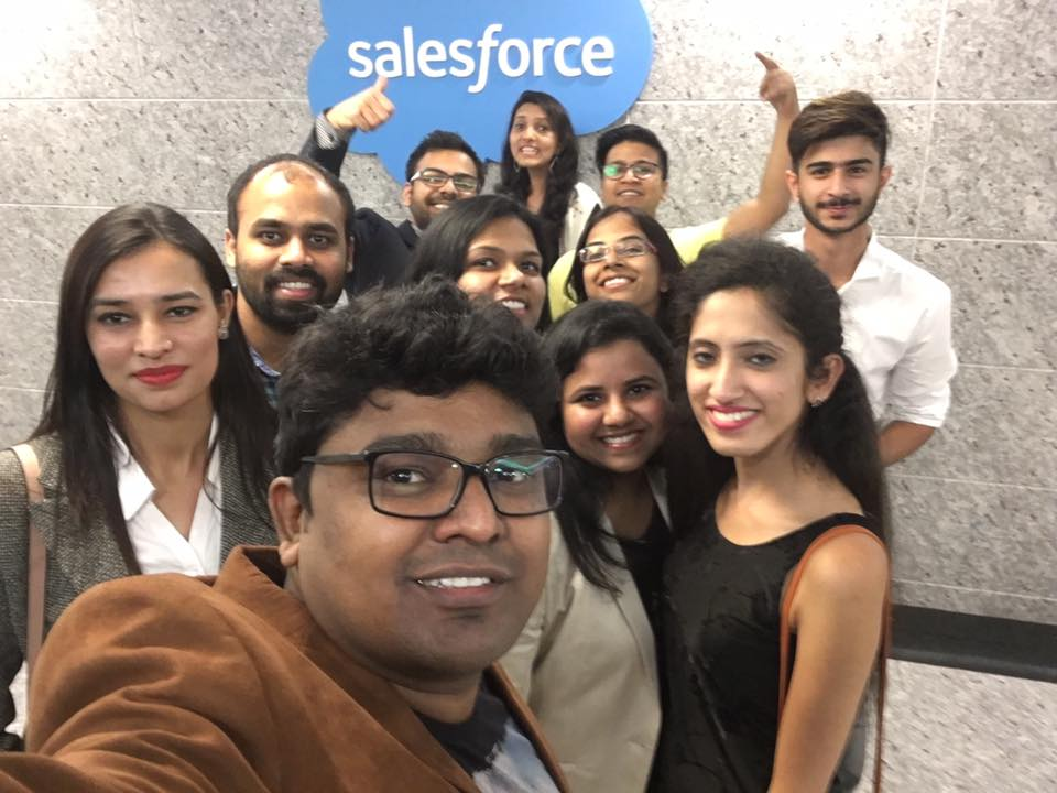 Salesforce Office - Hyderabad