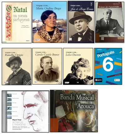 Novidades_livros e CDs