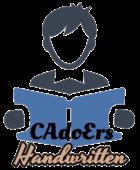 CAdoErs Handwritten