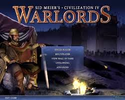 Civilization 4 Warlords