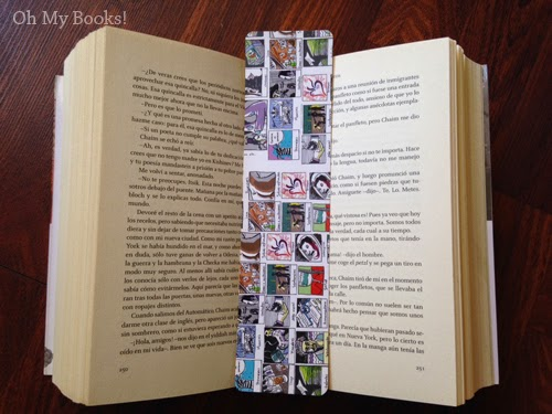 Bookmarks from Bogota
