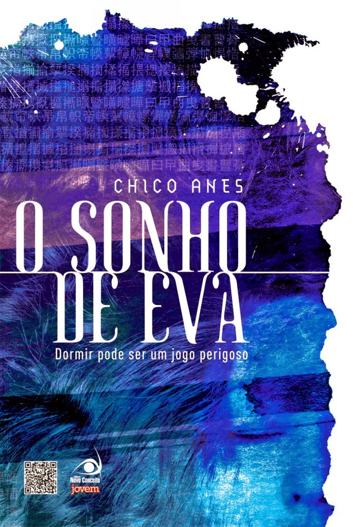 Capa - O Sonho De Eva - www.silencioqueeutolendo.com.br