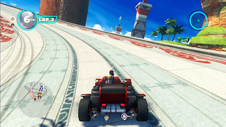 Sonic all Stars Racing Transformed PC download