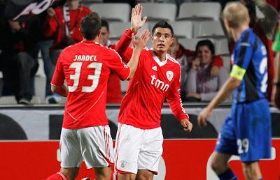 Benfica 1 - 0 Otelul Galati (1)