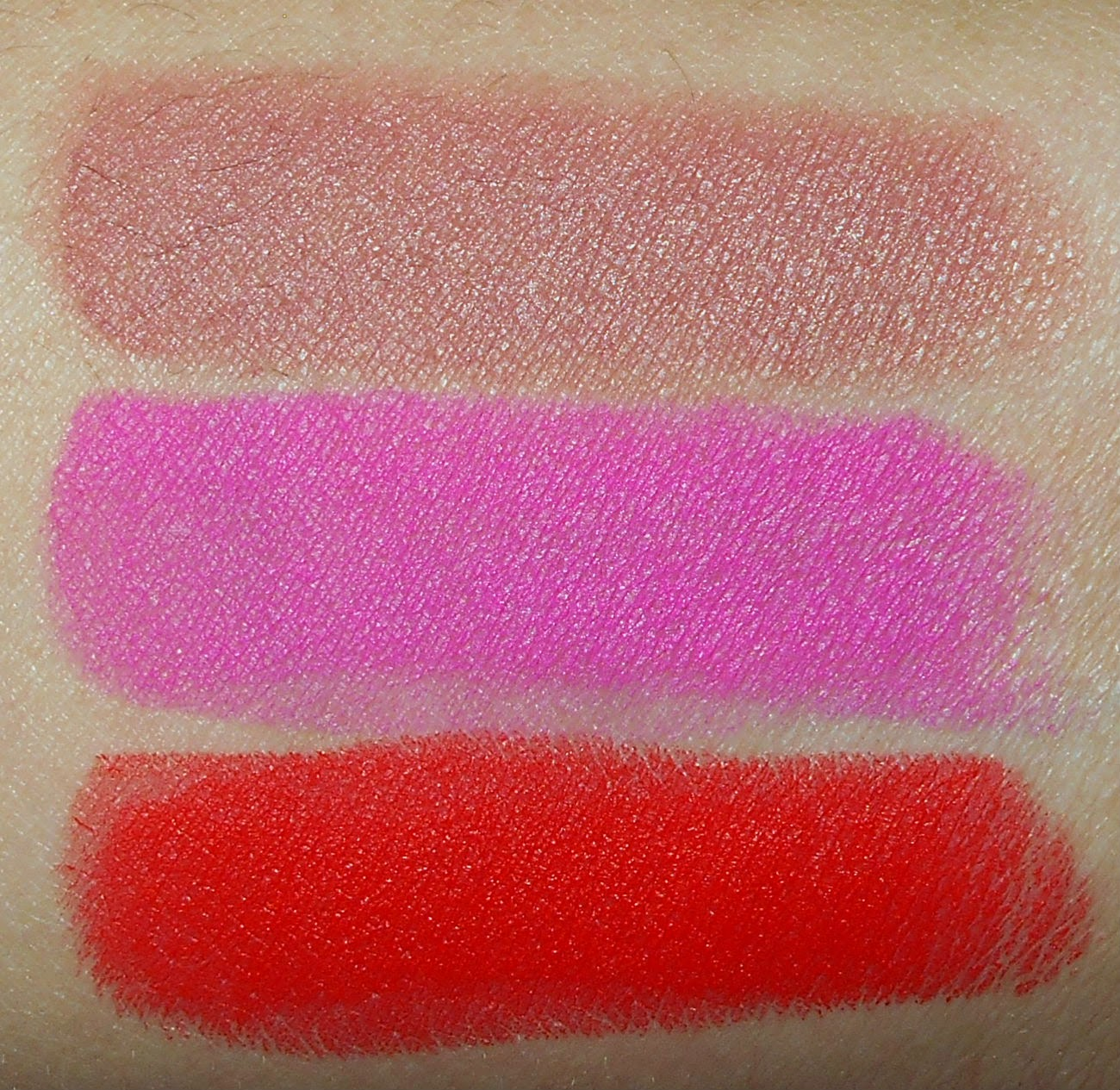 Milani Color Statement Moisture Matte Lipsticks