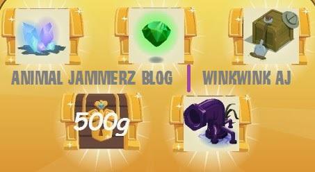 Animal jam return of phantoms hard mode prizes