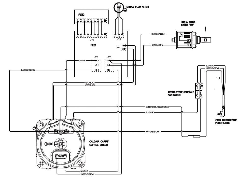 saeco wiring diagram choice image