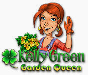 เกมส์ Kelly Green Garden Queen