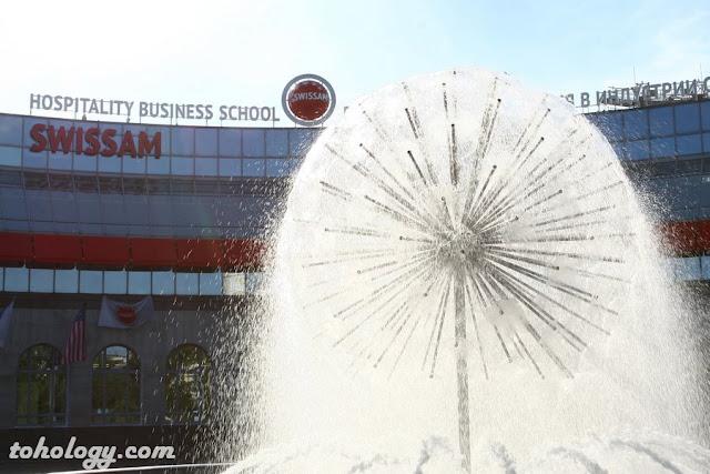 SWISSAM Hospitality Business School (St. Petersburg)