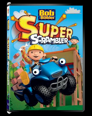 Bob the Builder Super Scrambler