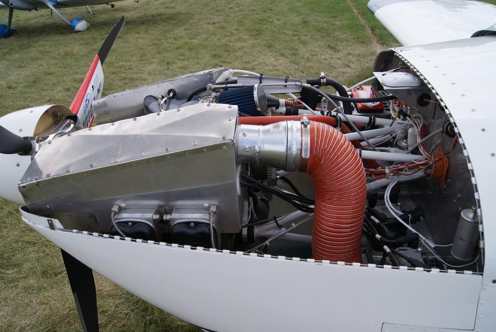 DOG Aviation John's RV-12 Blog: Return From Oshkosh