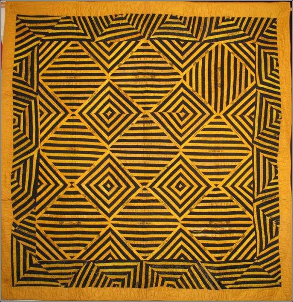 Selvage Blog: Silk Cigar Ribbon Quilt Inspiration : laura fisher quilts - Adamdwight.com