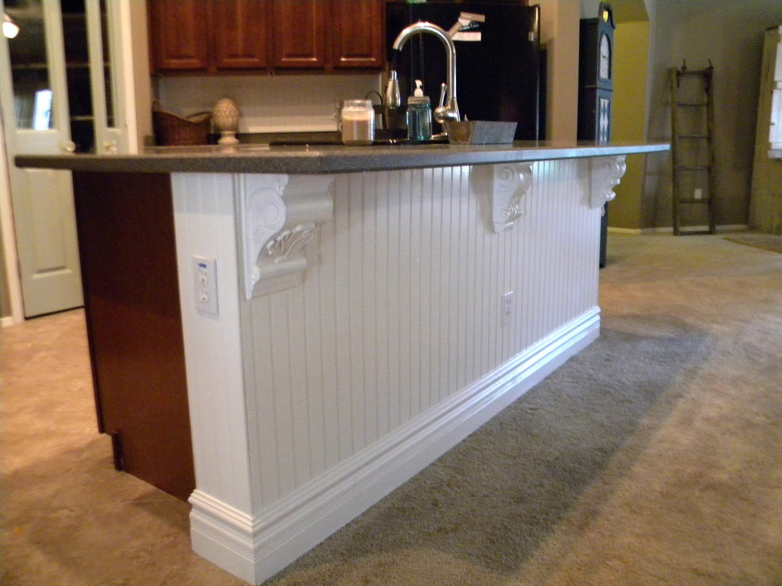 Grand Design Kitchen Island