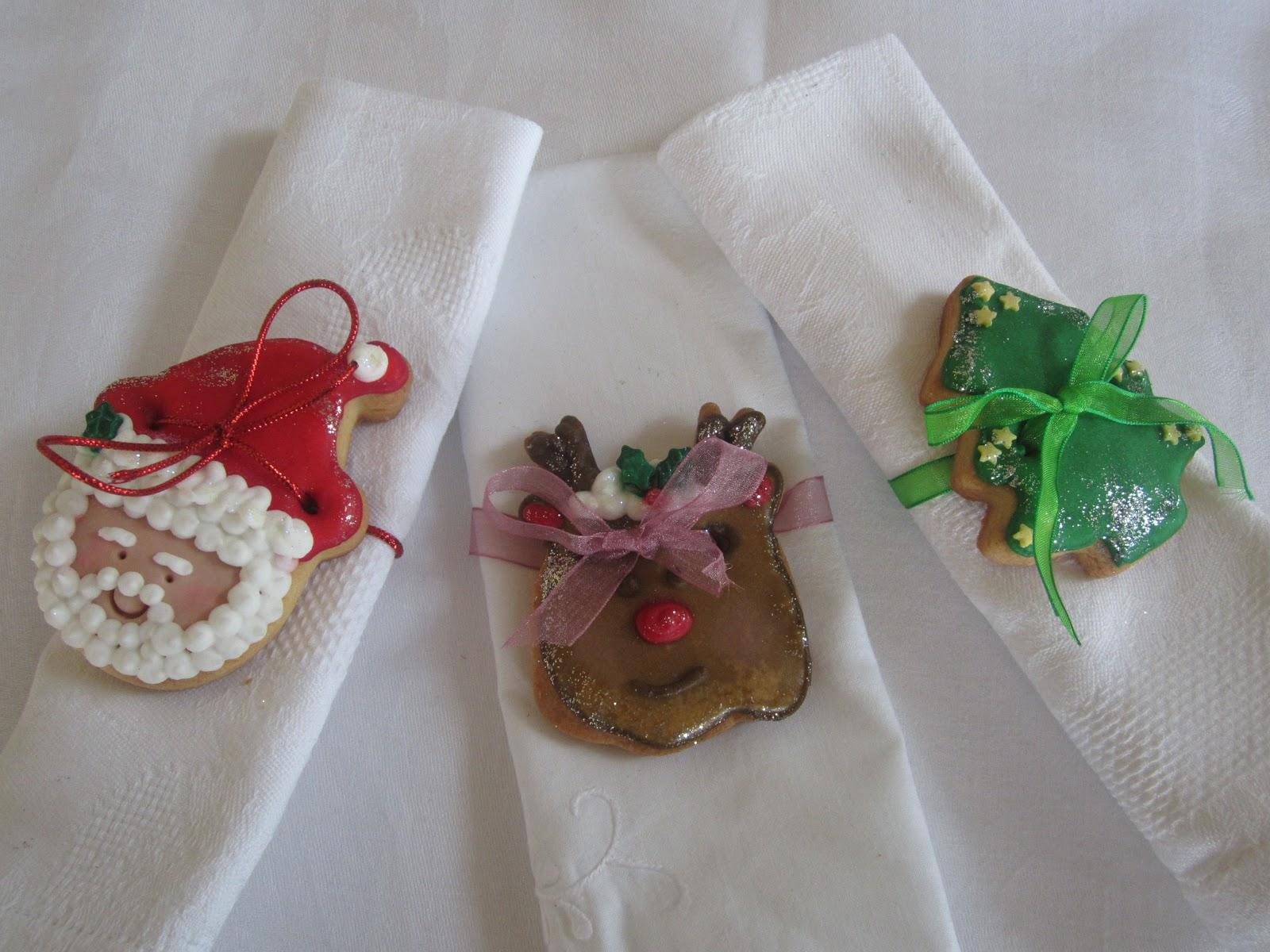 La cocina de cris y laura ideas para decorar la mesa en - Decorar la mesa en navidad ...