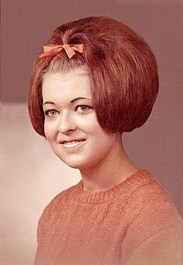 Причёски 60-х годов фото короткие волосы