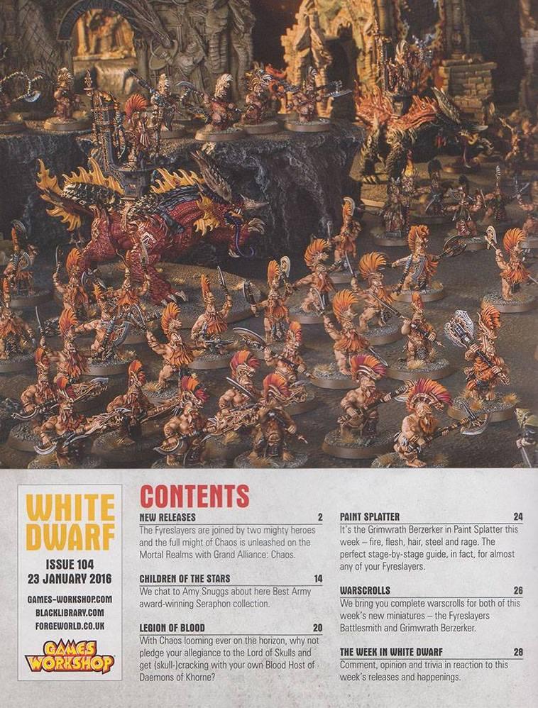 WD 104 - Heroes de Fyreslayers