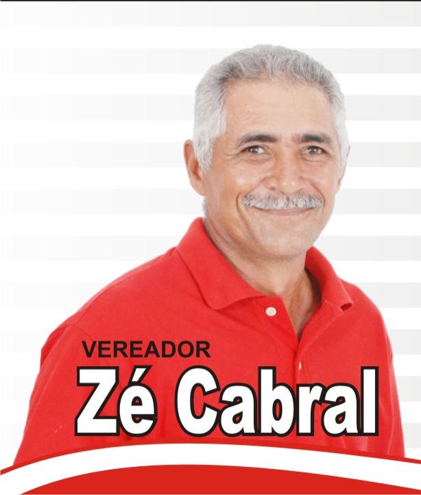 Vereador Zé Cabral