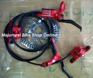Jual Disc Brake Tektro Draco Red