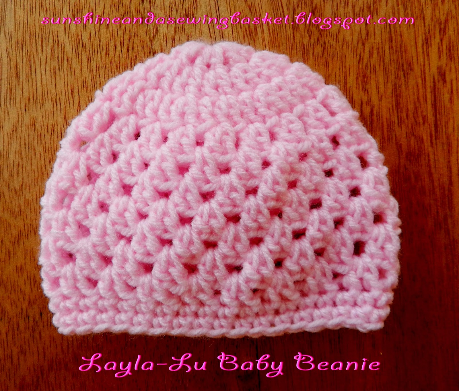 Crochet Stitches Conversion Chart : As promised here is the pattern for the last beanie I made for my