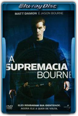 A Supremacia Bourne Torrent Dublado