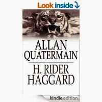 FREE: Allan Quatermain by H. Rider (Henry Rider) Haggard