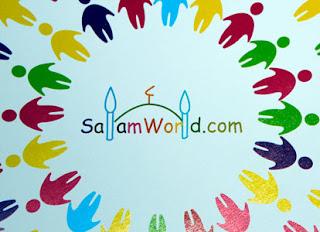 Jejaring Sosial Terbaru Dengan Nuansa Islami, SalamWorld.com