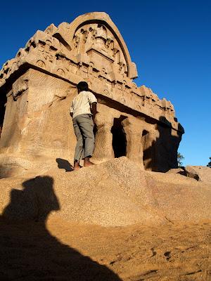India - Mamallapuram