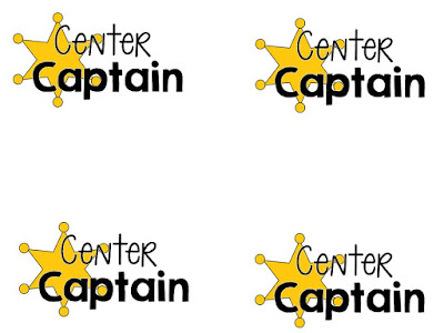 Center Captains