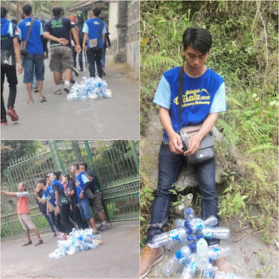 Perduli Sampah; ramah lingkungan; bijak terhadap sampah