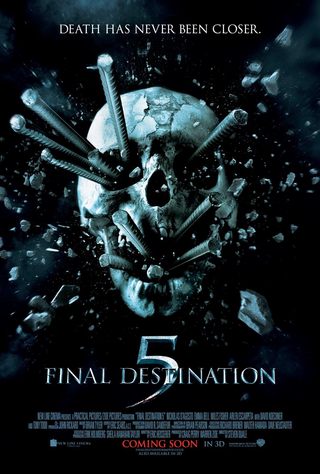 Final Destination 5 (2011) tainies online oipeirates
