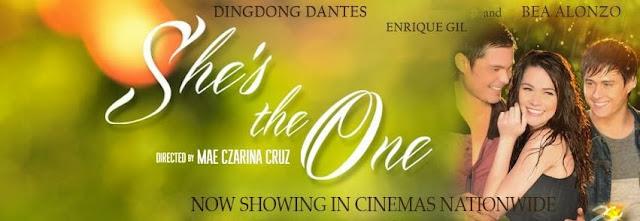 She's The One Bea Alonzo Dingdong Dantes Enrique Gil International