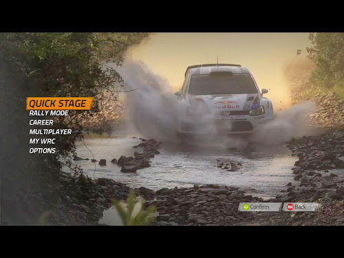 Screen Shot Of WRC 4 FIA World Rally Championship (2013) Full PC Game Free Download At World4ufree.Org