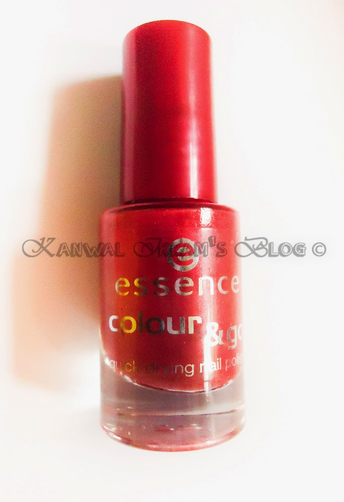 Essence Colour And Go Nail Polish